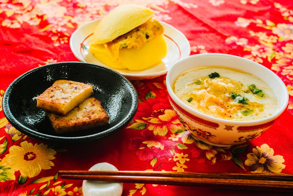 台湾フェスティバル™朝ごはんセット